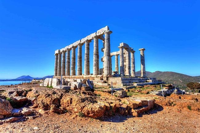 Cape Sounion Tours by Best Athens Tours