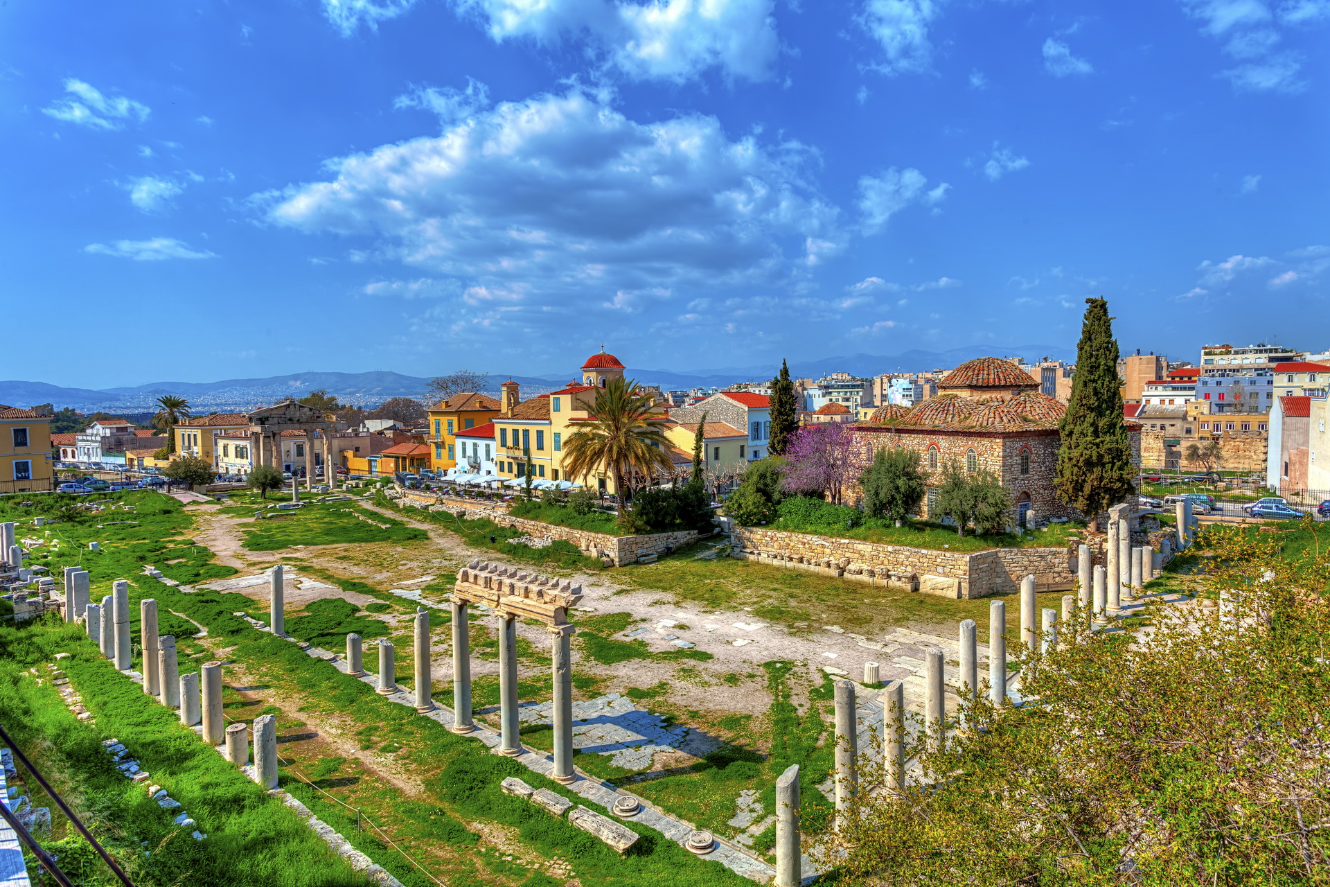 Ancient Agora in Athens by Best Athens Tours