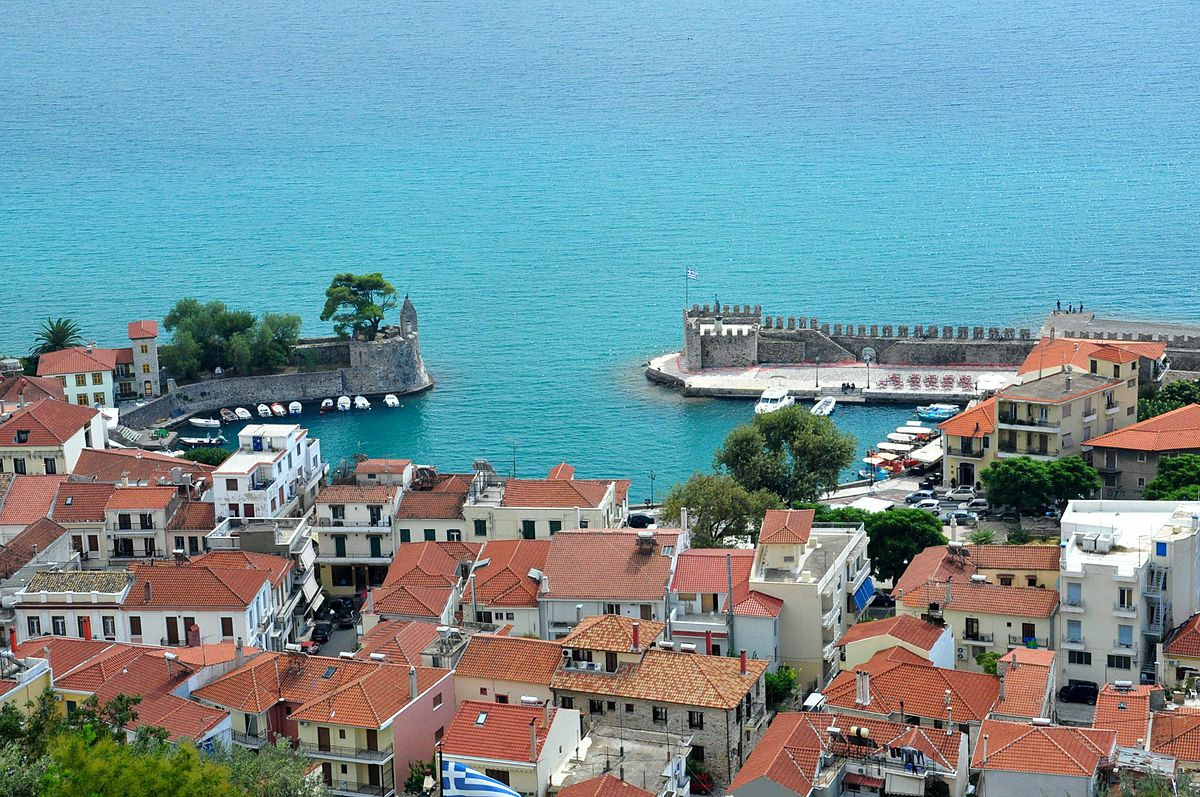 Athens to Nafpaktos by Best Athens Tours