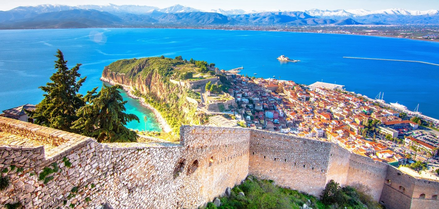 Athens to Nafplio by Best Athens Tours