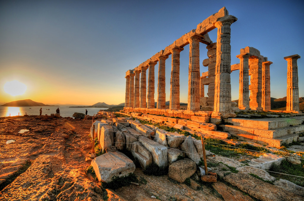 Athens to Sounion by Best Athens Tours