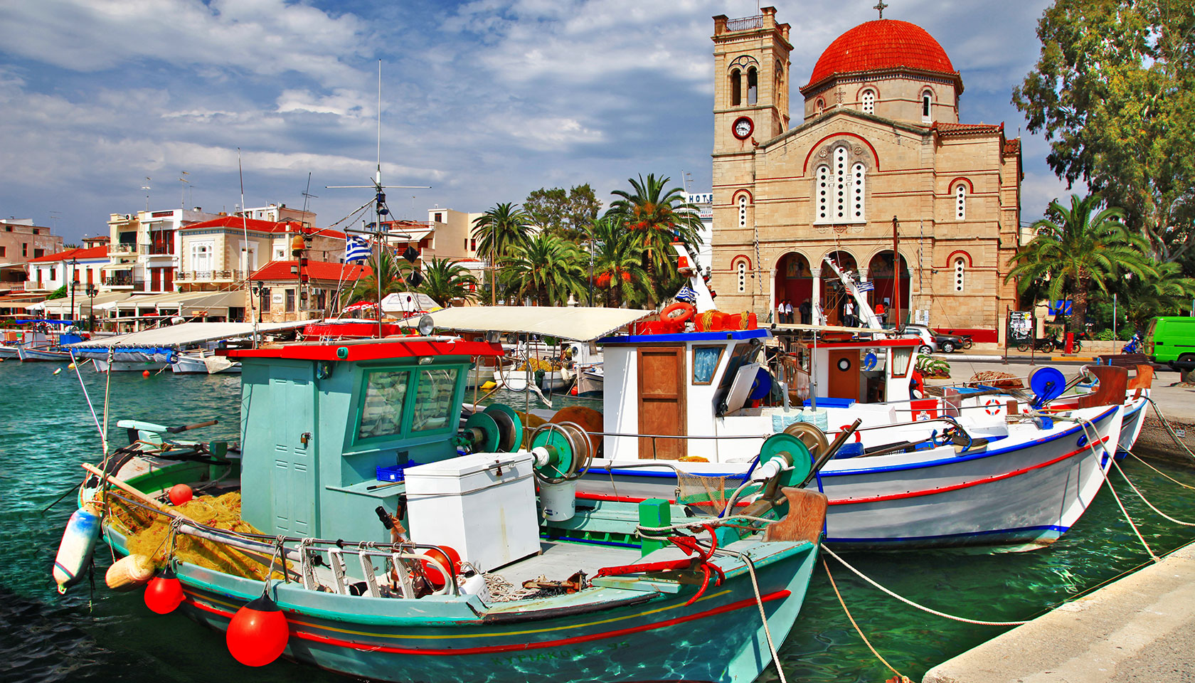 Aegina day tours by Best Athens Tours