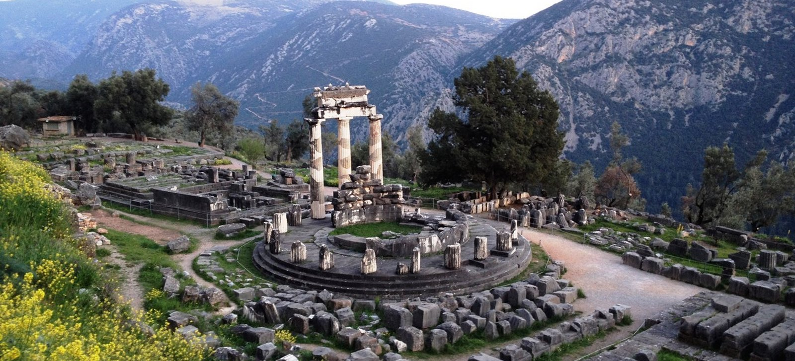 Athens to Delphi tours by Best Athens Tours