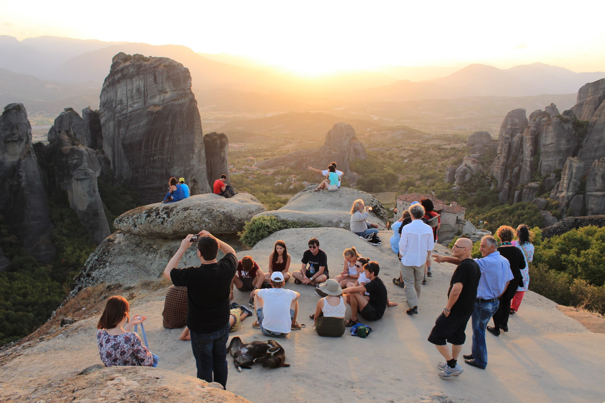 Athens to Meteora tours by Best Athens Tours